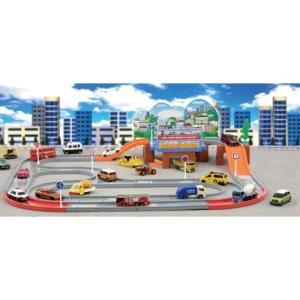 ラッピング対応可◆トミカワールド タウンどうろセット  クリスマスプレゼント おもちゃ こども 子供 男の子 ミニカー 車 くるま 3歳