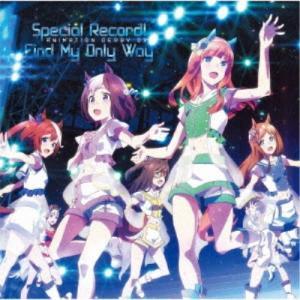 (アニメーション)/ウマ娘 プリティーダービー ANIMATION DERBY 03 Special Record!/Find My Only Way 【CD】|ハピネットオンラインPayPayモール