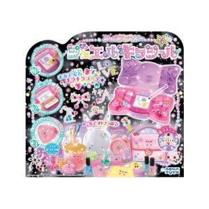 種別:おもちゃ 発売日:2018/07/19 説明:キラキラ☆宝石みたいなシールがカンタンに作れちゃ...