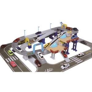 ラッピング対応可◆2スピードでコントロール!トミカアクション高速どうろ  クリスマスプレゼント おもちゃ こども 子供 男の子 ミニカー 車 くるま 3歳