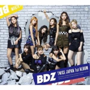 TWICE/BDZ《限定盤B》 (初回限定) 【CD+DVD】|esdigital