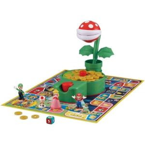 スーパーマリオ かみつき注意!パックンフラワーゲーム おもちゃ こども 子供 パーティ ゲーム 4歳...