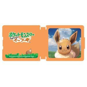 Nintendo Switch専用カードポケット24 ポケットモンスター Let's Go!イーブイ|esdigital