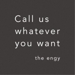 the engy / Call us whatever you want 〔CD〕 :9161394:HMV&BOOKS ...