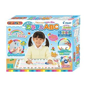 スイスイおえかき カラフルABC  おもちゃ こども 子供 知育 勉強 1歳6ヶ月