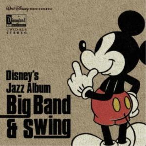 (V.A.)/ディズニー ジャズ・アルバム 〜ビッグ・バンド&スウィング〜 【CD】