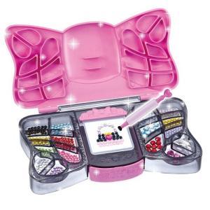 シールデザイナー ジュエルキラシール シールいっぱいDXセット  おもちゃ こども 子供 女の子 ままごと ごっこ 作る クリスマス プレゼント 6歳|esdigital