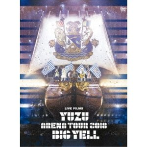 ゆず/LIVE FILMS BIG YELL 【DVD】|esdigital