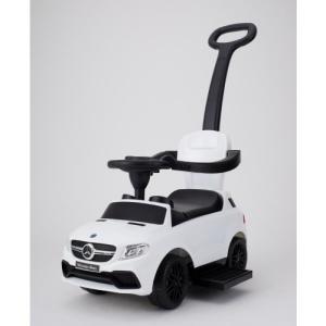 乗用メルセデスベンツ AMG GLE63 押手付 ホワイト  クリスマスプレゼント おもちゃ こども...