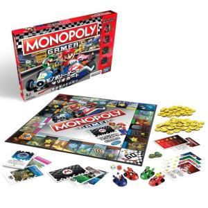 種別:おもちゃ 発売日:2018/11/08 説明:マリオカートの人気キャラクターが「モノポリー」に...