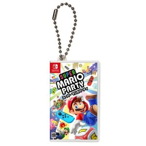 Nintendo Switch専用カードポケットmini スーパーマリオパーティ|esdigital