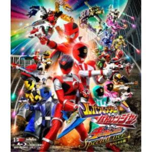 ルパンレンジャーVSパトレンジャーVSキュウレンジャー スペシャル版 (初回限定) 【Blu-ray】