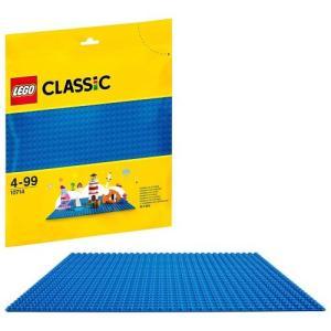 LEGO 10714 クラシック 基礎板 ブルー おもちゃ こども 子供 レゴ ブロック 4歳|esdigital