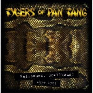 タイガース・オブ・パンタン/ライヴ1981〜ヘルバウンド・スペルバウンド 【CD】|esdigital