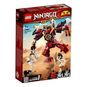 レゴ ニンジャゴー サムライロボ 70665 おもちゃ こども 子供 レゴ ブロック 7歳 LEGO