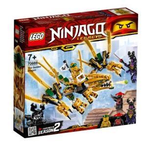 レゴ ニンジャゴー ゴールデン・ドラゴン 70666 おもちゃ こども 子供 レゴ ブロック 7歳 ...