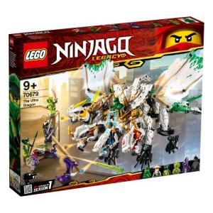 レゴ ニンジャゴー 究極のウルトラ・ドラゴン:アルティメルス 70679 おもちゃ こども 子供 レ...
