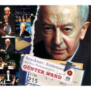 ギュンター・ヴァント(指揮)ベルリン・フィルハーモニー管弦楽団/ブルックナー:交響曲選集1996-2001《完全生産限定盤》 (初回限定) 【CD.... esdigital