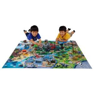 おおきなアニア恐竜ワイルドパーク おもちゃ こども 子供 スポーツトイ 外遊び 3歳