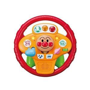 アンパンマン ミュージックでGO!のりのりドライブハンドル おもちゃ こども 子供 知育 勉強 2歳|esdigital