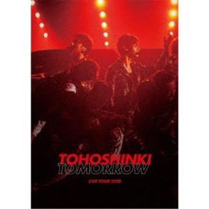 東方神起/東方神起 LIVE TOUR 2018 〜TOMORROW〜《通常版》 【DVD】|esdigital