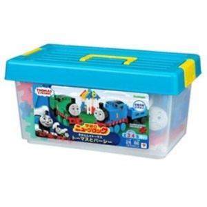 ニューブロック きかんしゃトーマス トーマスとパーシー おもちゃ こども 子供 知育 勉強 2歳