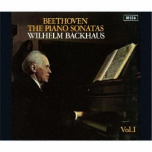 ヴィルヘルム・バックハウス/ベートーヴェン:ピアノ・ソナタ全集Vol.1《生産限定盤》 (初回限定) 【CD】|esdigital