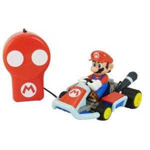 ラッピング対応可◆リモートコントロールカーマリオカート7(マリオ) おもちゃ こども 子供 ラジコン スーパーマリオブラザーズ