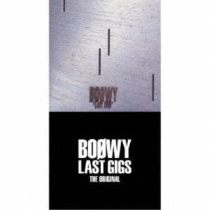 ≪初回仕様!≫ BOOWY/LAST GIGS -THE ORIGINAL-《完全限定盤スペシャルボックス》 (初回限定) 【CD】|esdigital