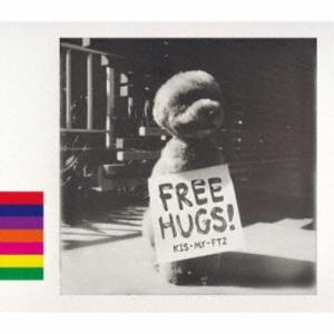 Kis-My-Ft2/FREE HUGS!《初回盤A》 (初回限定) 【CD+DVD】|esdigital