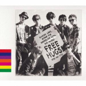 Kis-My-Ft2/FREE HUGS!《通常盤》 【CD】|esdigital