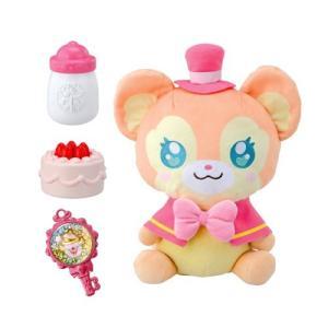 種別:おもちゃ 発売日:2019/04/06 説明:たくさんのお世話ができちゃう おしゃべりぬいぐる...