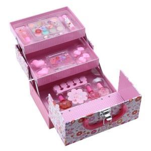 スモールレディ バニティメイクボックス おもちゃ こども 子供 女の子 メイク セット