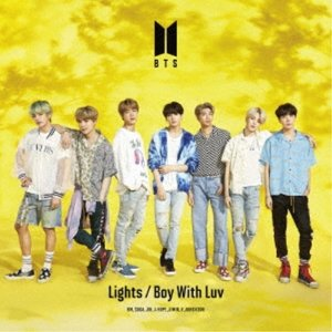 BTS/Lights/Boy With Luv《限定盤A》 (初回限定) 【CD+DVD】