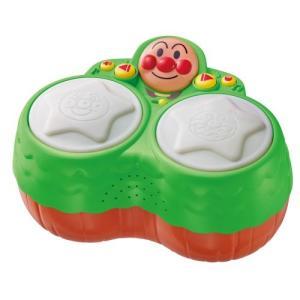 音楽とたのしくあそぼう!アンパンマン 森のボンゴ おもちゃ こども 子供 知育 勉強 0歳8ヶ月