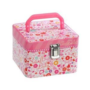 スモールレディ ラブリーメイクボックス おもちゃ こども 子供 女の子 メイク セット