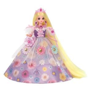 リカちゃん ゆめみるお姫さま シャイニーフローラルみゆちゃん おもちゃ こども 子供 女の子 人形遊び