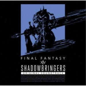 SHADOWBRINGERS:FINAL FANTASY XIV Original Soundtrack 【Blu-ray】 esdigital