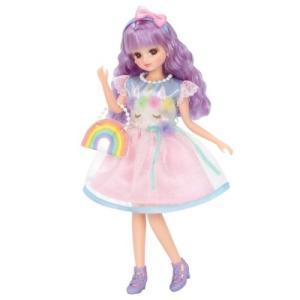 リカちゃん LD-15 ゆめかわユニコーン おもちゃ こども 子供 女の子 人形遊び