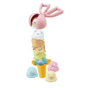 アイスクリームタワー すみっコぐらし おもちゃ こども 子供 パーティ ゲーム 4歳