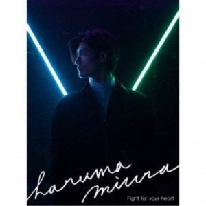 三浦春馬/Fight for your heart (初回限定) 【CD+DVD】 esdigital