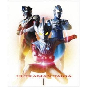 ウルトラマンタイガ Blu-ray BOX I 【Blu-ray】