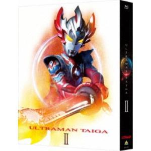 ウルトラマンタイガ Blu-ray BOX II 【Blu-ray】