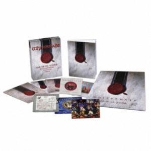 ホワイトスネイク/スリップ・オブ・ザ・タング 30周年記念スーパー・デラックス・エディション (初回限定) 【CD+DVD】