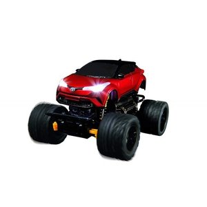 1/28 トヨタC-HR おもちゃ こども 子供 ラジコン 6歳