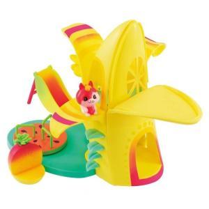 ラッピング対応可◆みんなのバナナーズ!ハウス クリスマスプレゼント おもちゃ こども 子供 女の子 ...