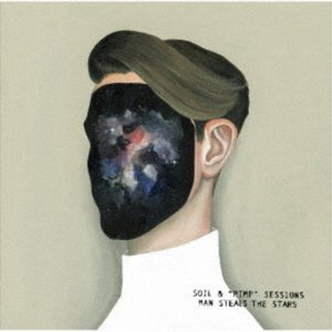 SOIL&PIMPSESSIONS/MAN STEALS THE STARS (初回限定) 【CD+DVD】