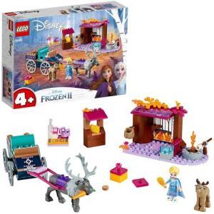 レゴ LEGO アナと雪の女王2'エルサのワゴン・アドベンチャー' 41166 おもちゃ こども 子...
