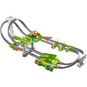ホットウィール マリオサーキット トラックセットおもちゃ こども 子供 5歳 スーパーマリオブラザー...