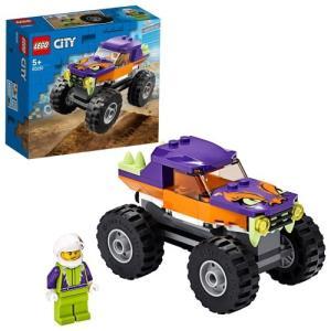 レゴ シティ パワフル モンスタートラック 60251 おもちゃ こども 子供 レゴ ブロック 5歳